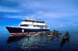 PNG febrina canoes races
