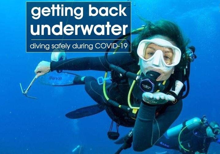 Hello Fellow Divers,